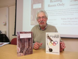 Phil Cohen Book Launch 19th April 2013